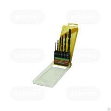 Сверла по металлу 6шт 2-3-4-5-6-8мм
