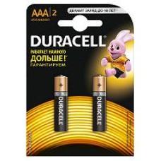 Элемент питания  Duracell LR03 Basic BP2 3ААА