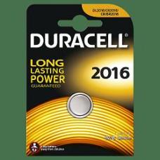 Элемент питания  Duracell 2016 BP1