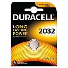 Элемент питания  Duracell 2032 BP1