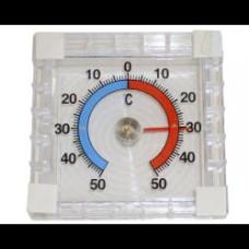 Термометр ТББ оконный квадратный, пакет
