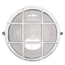 Светильник НПП 1302 бел. круг с реш. 60Вт IP54 ИЭК
