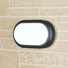 LED Светильник Forssa черный 18w 4k
