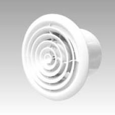 FLOW 4BB Вентилятор потолочный круглый D100
