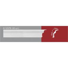 Плинтус 2.0 Декор EK D123/70/65