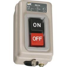 Выключатель ВКИ-216 10А 230/400