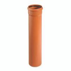 Труба наружная гладкая 110*3,4*1000мм