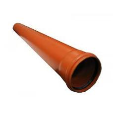 Труба наружная гладкая 110*3,4*2000мм