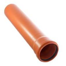 Труба наружная гладкая 110*3,4*500мм