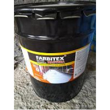 Мастика резино-битумная 17кг FARBITEX