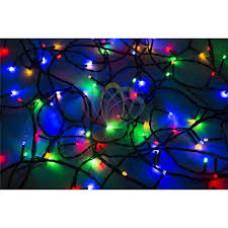 Гирлянда NeonNight 40LED твинкл 6м RGB