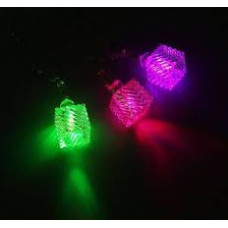 Гирлянда NeonNight 20LED Кубики 2.8м RGB