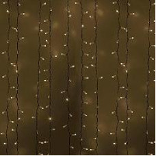 Гирлянда NeonNight LED дождь 1.5х1.5 белый