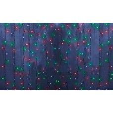 Гирлянда NeonNight LED дождь 1.5х1.5 RGB