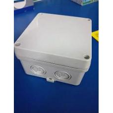 Коробка расп. СП TDM 110x110x50 c клеммником