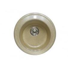 Мойка Vigro 470*470*190 кремовый VGR009