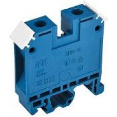 Зажим наборный ЗНИ-16 кв.мм синий