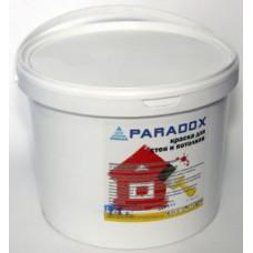 Краска ВД  для стен и потолков PARADOX  латексная 14кг