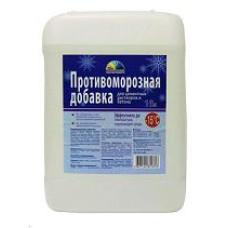 Антиморозная добавка 10л АЛЬМИРА