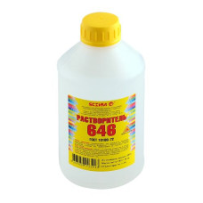 Растворитель 646 (0,5л) ЯСХИМ