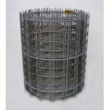 Сетка сварная (25п.м.) 50*50 d=1.6 шир.0,50 м