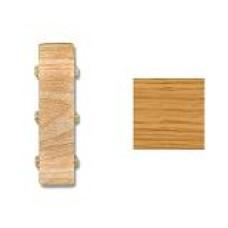 Соединитель T.plast 063 дуб золотой