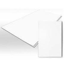 ПВХ белая матовая 0,25м*3м*8мм (0,75 м2)