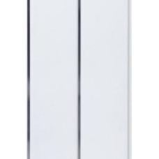ПВХ 2-х секционная серебро 0,24м*3м*8мм