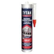 Герметик TYTAN (силикон. высокотемпературный) 310мл