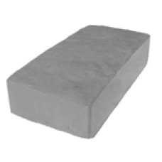 Плитка тротуарная Англ булыжник серая 25*12*5,5см (0,03 м2/шт, 1м2=561р)
