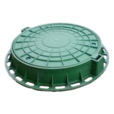 Люк канализационный полимерный легкий 30 кН
