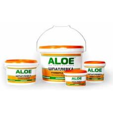 Шпатлевка акриловая ALOE 3 кг