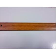 Порог ПС-01 дуб светлый 1,35м Н=25мм