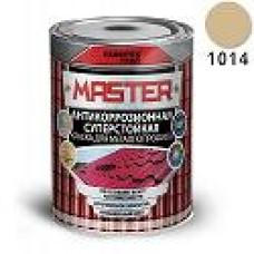 Эмаль для металлопрофиля и сендвич-панелей RAL 1014 слоновая кость (2 кг) FARBITEX ПРОФИ MASTER