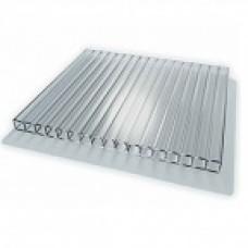 Поликарбонат 12000/2100/4 мм б/цв. Полипласт