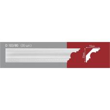 Плинтус 2.0 Декор EK D103/80/50