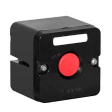 Пост кноп. ПКЕ-212/ 1 нопка красн.