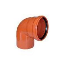 Отвод наружн. канализации 110*87 РТП
