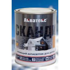 Акватекс - сканди карамель 0,75л