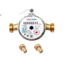 Счетчик воды универ. ЭКО НОМ-15-110+КМЧ-15-ОК