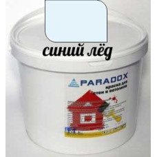 Краска PARADOX Инт. цвет СИНИЙ ЛЕД 14кг