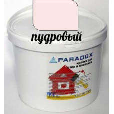 Краска PARADOX Инт. цвет ПУДРОВЫЙ 14кг