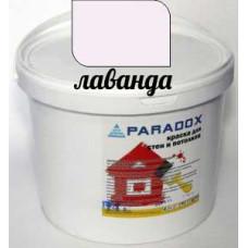 Краска PARADOX Инт. цвет ЛАВАНДА 14кг