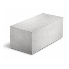 Блок из яч. бетона D500 B2.5 600*050*250мм