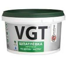 Шпаклевка по дереву белая 1кг VGT