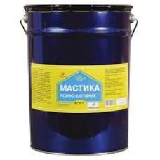Мастика резино-битумная МГХ-Т 21 кг