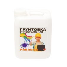 Грунтовка универсальная латекс PARADOX 5л