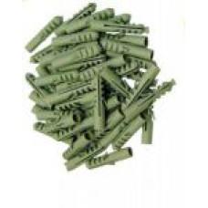 Дюбель полипропиленовый (пробка) 10х50