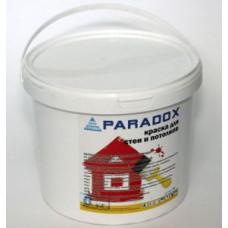Краска ВД для стен и потолковPARADOX латексная 6кг
