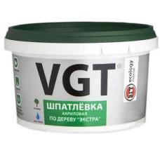Шпаклевка по дереву белая 0,3 кг VGT